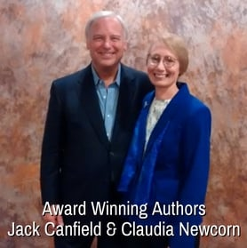 Award Winning Authors Jack Canfield & Claudia Newcorn