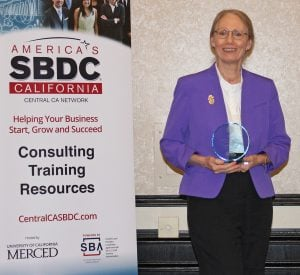 SBDC Center Impact Award for consulting excellence